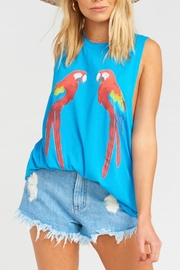 Show Me Your Mumu Mikey Muscle Tank - Front cropped