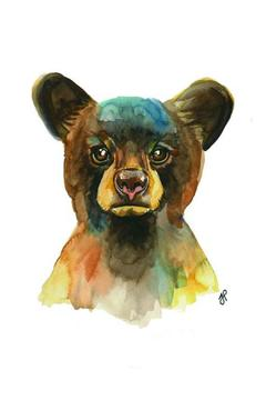 Shoptiques Product: Bear Print