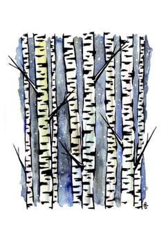 Shoptiques Product: Forest Print