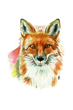 Shoptiques Product: Fox Print