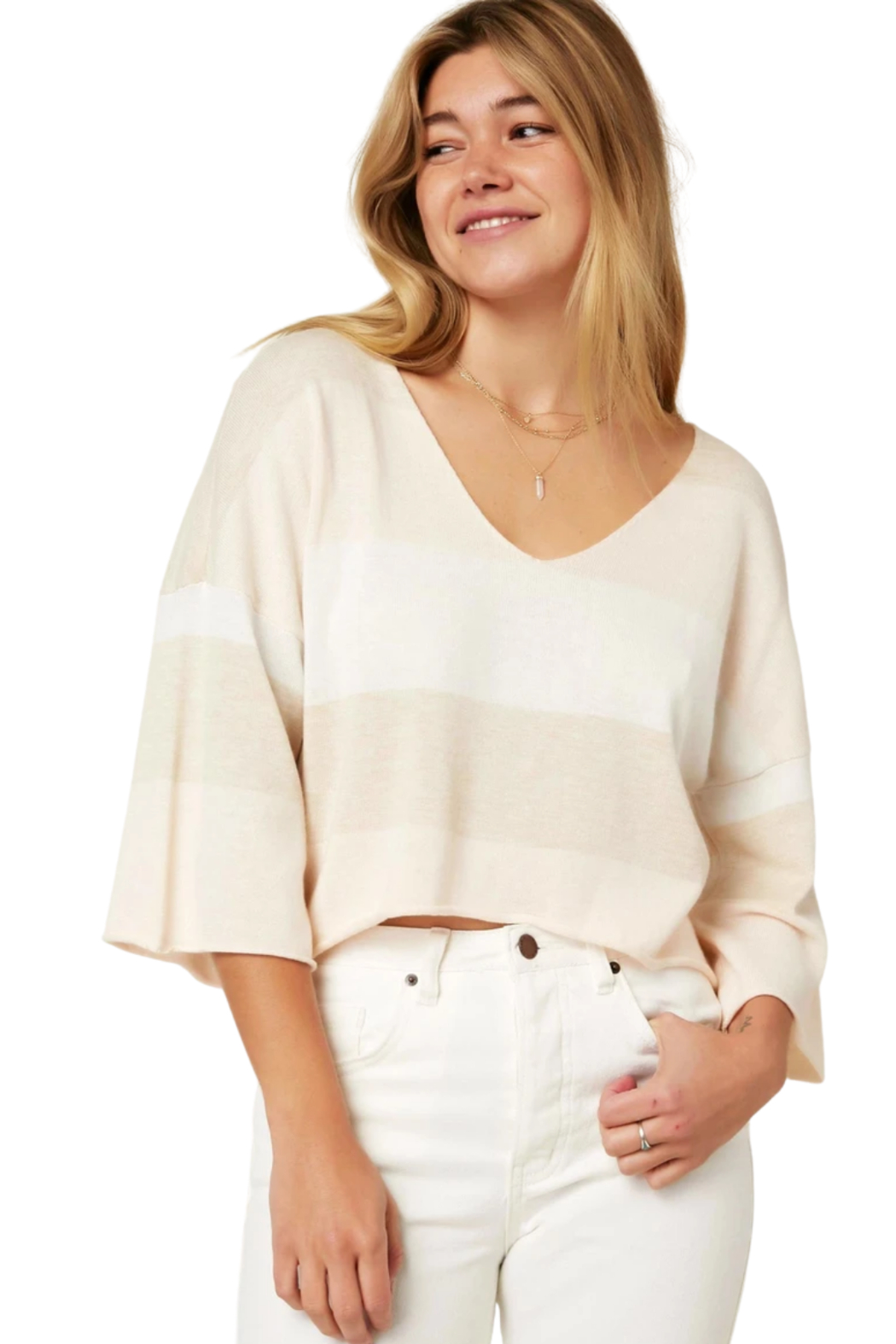 O'Neill Mila Sweater - Front Full Image