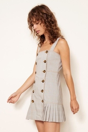 The The East Order Milah Mini Dress - Front cropped