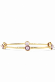 Julie Vos Milano Bangle-Bordeaux - Product Mini Image