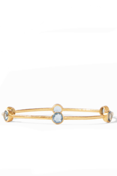Shoptiques Product: Milano Bangle-Slate Blue
