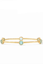 Julie Vos  Milano Bangle-Small-Assorted Colors - Product Mini Image
