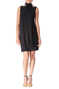 Arianne Milano V-neck Layered Dress - Product List Image