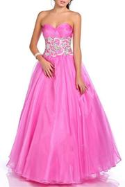 Milano by Nanni Strapless Ball Gown - Product Mini Image