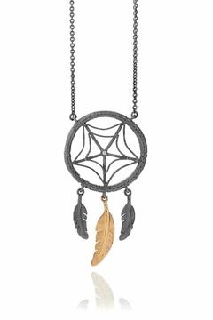 Shoptiques Product: Dream Catcher Necklace