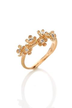 Shoptiques Product: Gold Bouquet Ring