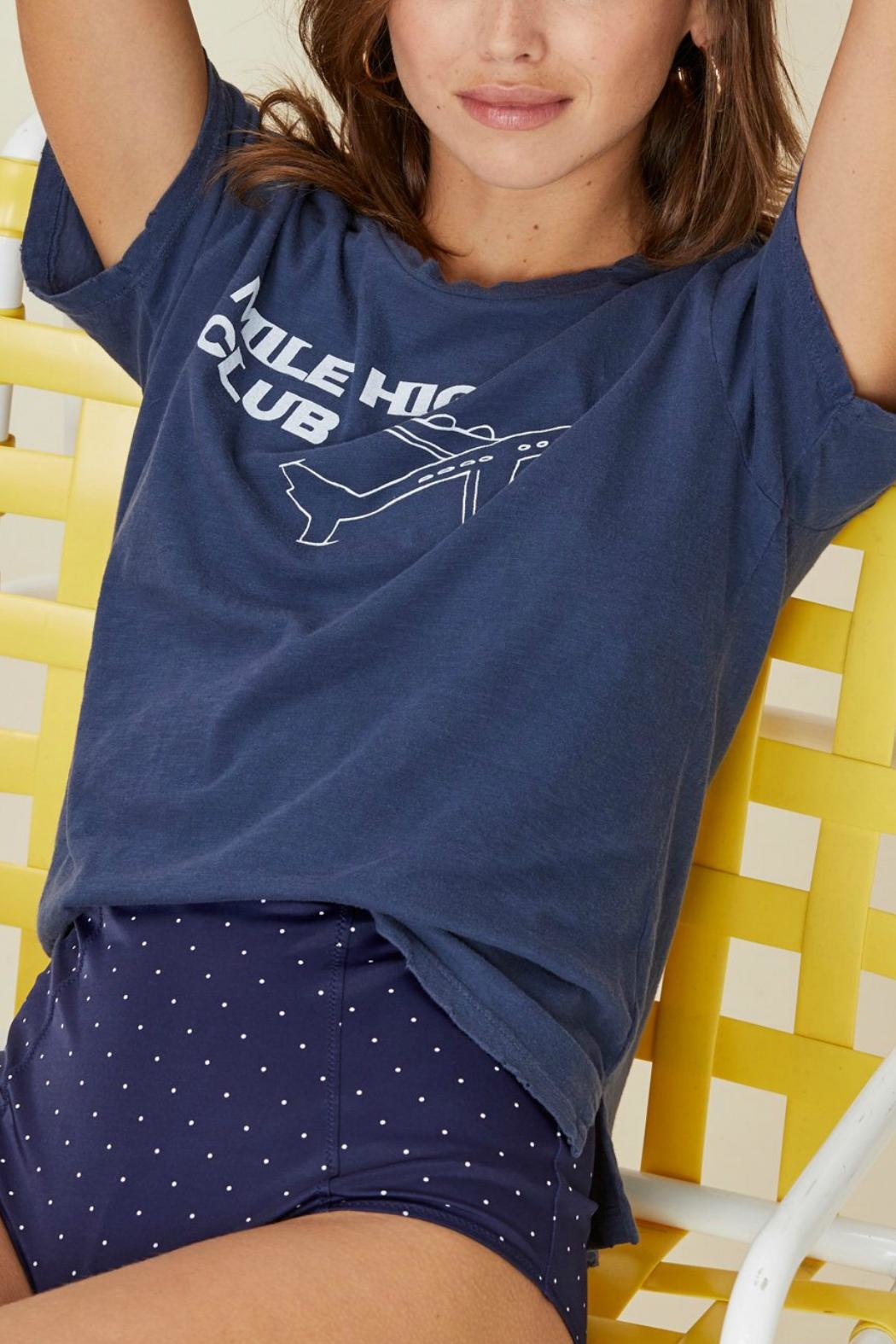 LNA Mile High Tee - Front Full Image