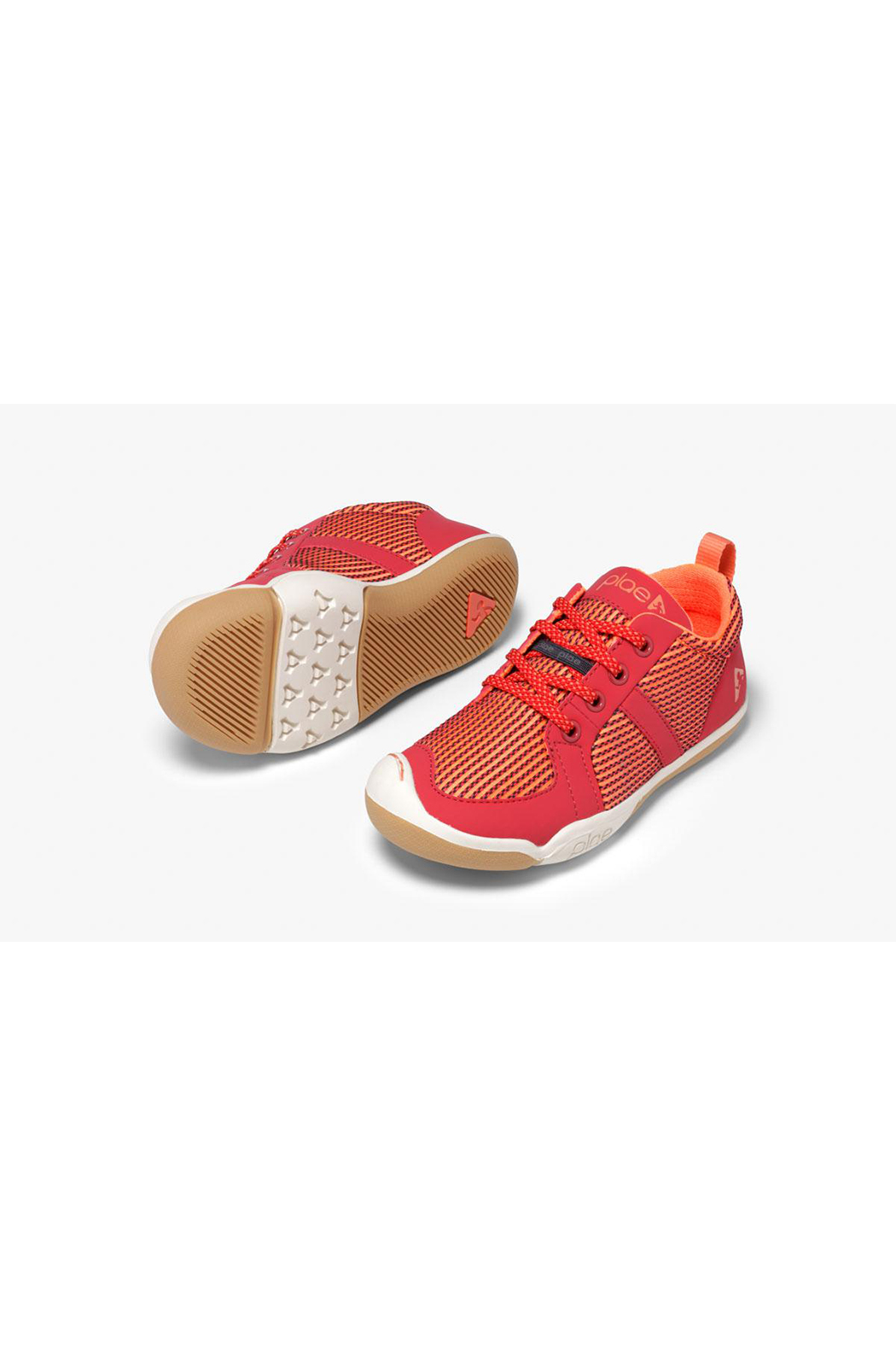 PLAE Miles Youth Sneaker - Back Cropped Image