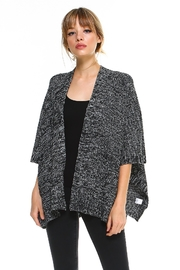 Miley and Molly 2 Tone Hanky Hem Cardigan - Other