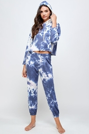 Miley and Molly Hoodie Jogger Sets Joggers Pants Hooded Set - Product Mini Image