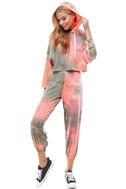 Miley and Molly Hoodie Lounge Wear Set Hoodie Jogger Set - Product Mini Image