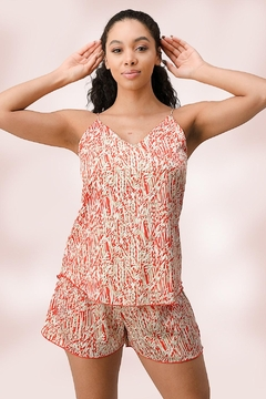 Shoptiques Product: Loungewear Set For Matching Cami Top Short