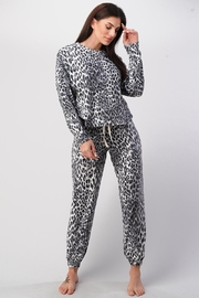 Miley and Molly Pajama Set Jogger Sets Lounge Wear Set - Front cropped