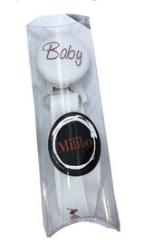 MILIBO Milibo Baby Pacifier Clip for Newborns - Front cropped