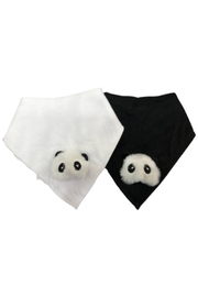 MILIBO Milibo Panda Bib Burp Cloth For Newborns - Product Mini Image