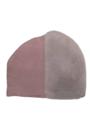 MILIBO Milibo Soft Fur Hats for Baby Boy or Girl | Very Comfy - Front cropped