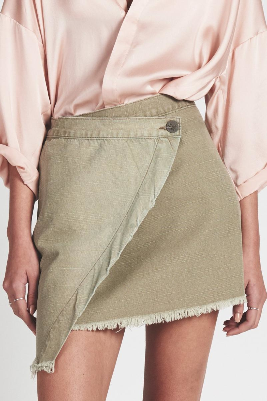 One Teaspoon Militaire Wild-Thing Skirt - Main Image