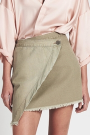 One Teaspoon Militaire Wild-Thing Skirt - Front cropped