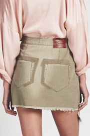 One Teaspoon Militaire Wild-Thing Skirt - Side cropped