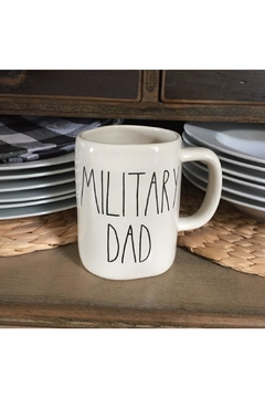 Rae Dunn Military Dad Mug - Alternate List Image