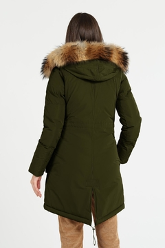 Woolrich Military Down Parka - Alternate List Image
