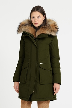 Woolrich Military Down Parka - Product List Image