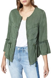 Sanctuary Military Frill Jacket - Product Mini Image