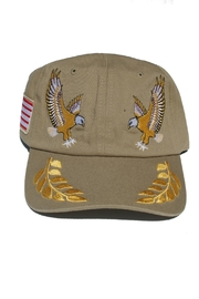 Minx Military Hat - Front cropped