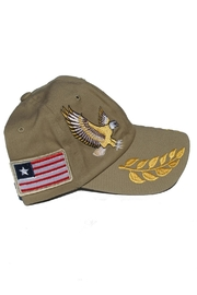 Minx Military Hat - Front full body