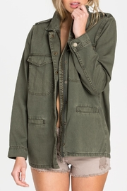Billabong Military Jacket - Product Mini Image