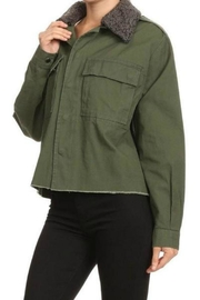 On Twelfth Military Jacket - Front cropped