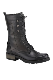 Spring Footwear Military Like Boots - Product Mini Image