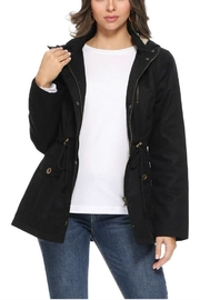 1 Funky Military  Utility  Jacket - Front cropped