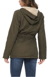 1 Funky Military  Utility  Jacket - Side cropped