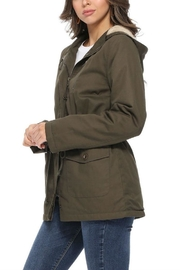 1 Funky Military  Utility  Jacket - Front full body