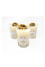 candlelit desserts Milk and Cookies Candle - Product Mini Image