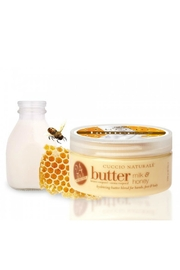 CUCCIO MILK & HONEY BODY BUTTER - Product Mini Image
