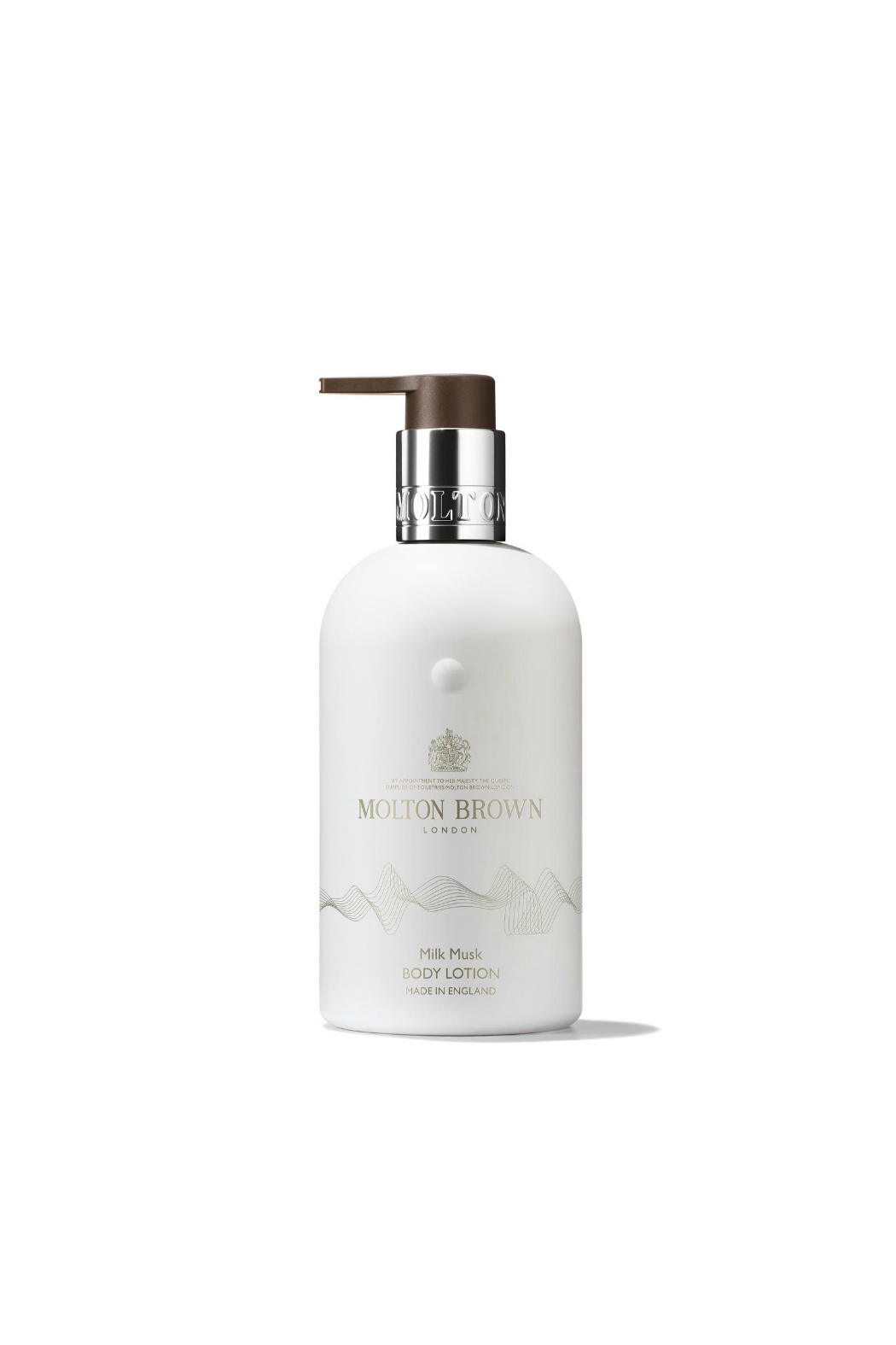 Molton Brown Milk Musk Body Lotion - Main Image