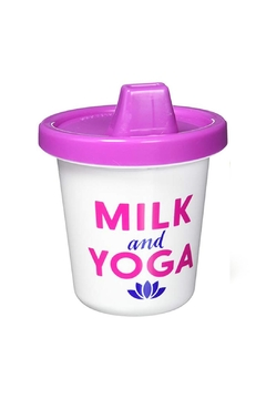 Shoptiques Product: Milk & Yoga Sippycup