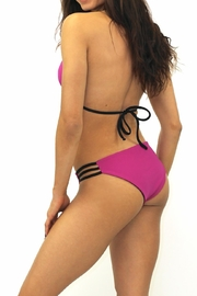 milkbaby bikini Reversible Strappy Bottoms - Front cropped
