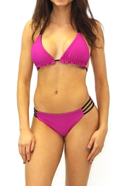 milkbaby bikini Reversible Strappy Bottoms - Front full body