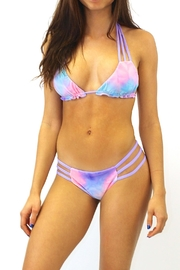 milkbaby bikini Reversible Strappy Triangle - Front cropped