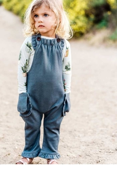 Shoptiques Product: Ruffle Overall