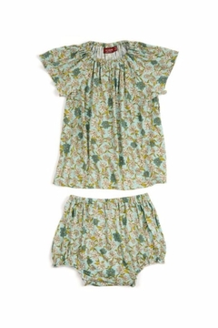 Milkbarn Kids Dress & Bloomer Set - Product List Image