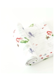 Little Unicorn Muslin Swaddle Mermaid - Product Mini Image