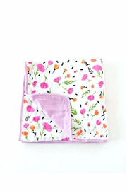 Little Unicorn Quilt Muslin Berry's&Bloom - Product Mini Image