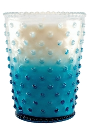 Simpatico Milkweed Ombre Candle - Front cropped